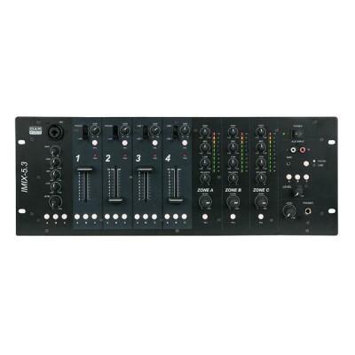 DAP-Audio IMIX-5.3 5-Kanal 4U Install Mixer