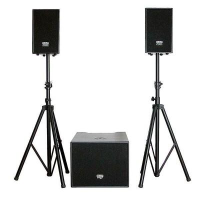 DAP-Audio SoundMate Active 1 MK-II Complete Ready-to-Use set