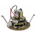 "DAP-Audio CST-206 Gold 2,5"" ceiling speaker 6 W incl. 100V line transformer"