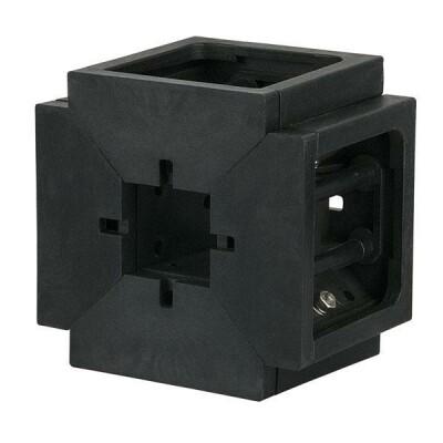 DAP-Audio WMS-BB Black Bracket for 4 pcs WMS-40 speakers