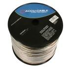 Accu Cable AC-SC2-4/100R Lautsprecherkabel 2x4mm 100m Rolle