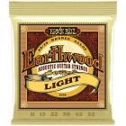 ERNIE BALL Earthwood Bronze A-Gitarren Saiten Satz 11-52