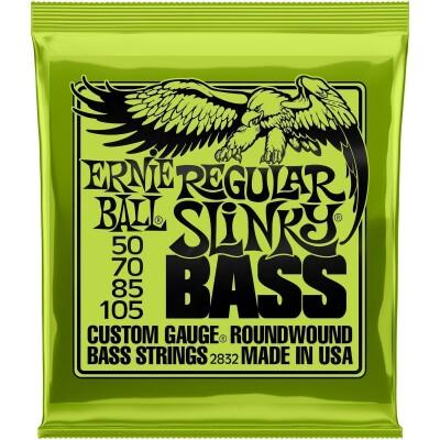 ERNIE BALL Slinky Bass E-Bass 50-105
