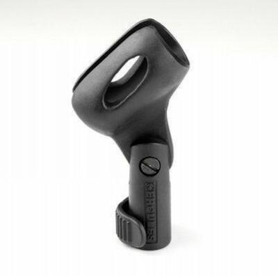 HERCULES Mikrofonhalter mit QUIK-N-EZ Schnellspanner