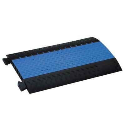 Defender Midi - Kabelbrücke 5 Kanäle blau für 85305SET Rollstuhlrampe
