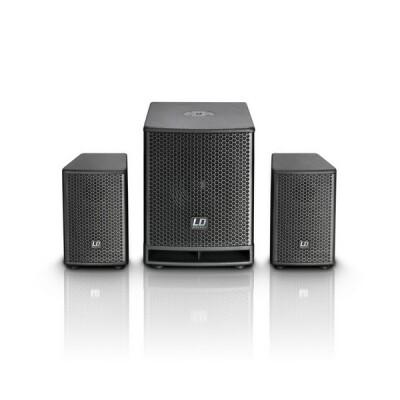 "LD Systems DAVE 10 G3 - Kompaktes 10"" PA System aktiv"