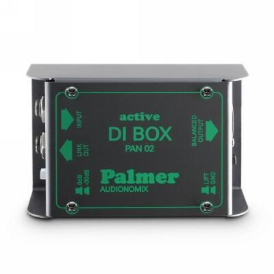 Palmer Pro PAN02 Audionomix - DI-Box aktiv