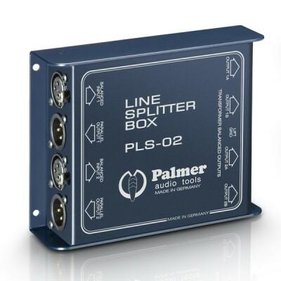 Palmer Pro PLS 02 - Line Splitter 2 Kanal
