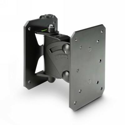 Gravity SP WMBS 20 B - Neig- und schwenkbare Wandhalterung für Boxen bis 20 kg, schwarz