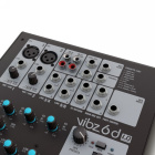 LD Systems VIBZ 6 D - 6-Kanal Mischpult mit DFX