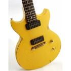 Slick Guitars SL60 TV Yellow (TV) E-Gitarre