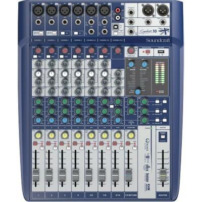Soundcraft Signature 10 Kompaktmixer