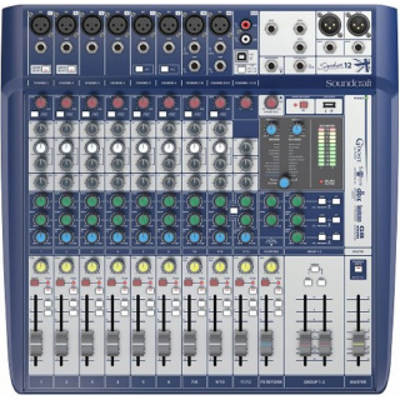 Soundcraft Signature 12 Kompaktmixer
