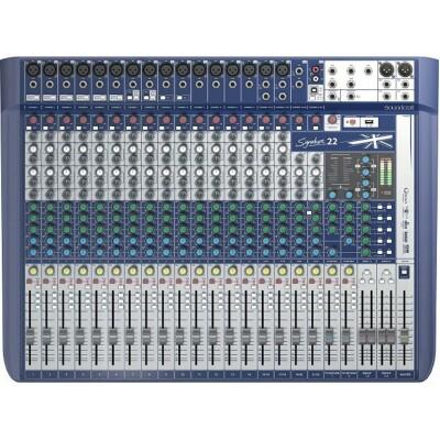 Soundcraft Signature 22 Kompaktmixer