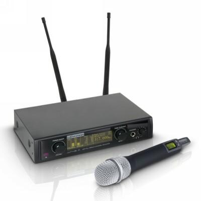LD Systems WIN 42 HHC B 5 - Funkmikrofon System mit Handmikrofon kondensator