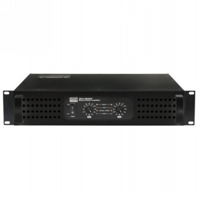 DAP-Audio DM-1000 2x500W Class-D PA-Endstufe
