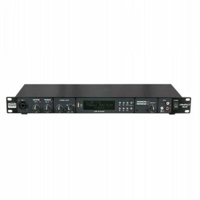 DAP-Audio Compact 6.2 6-Kanal 1U Mixer/USB-Player