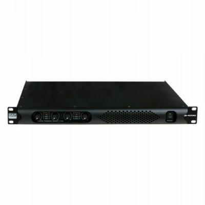 DAP-Audio Qi-4200 4-Kanal 4x200W Installationsendstufe